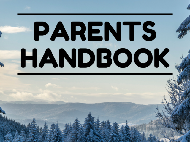 Parents Handbook Released
