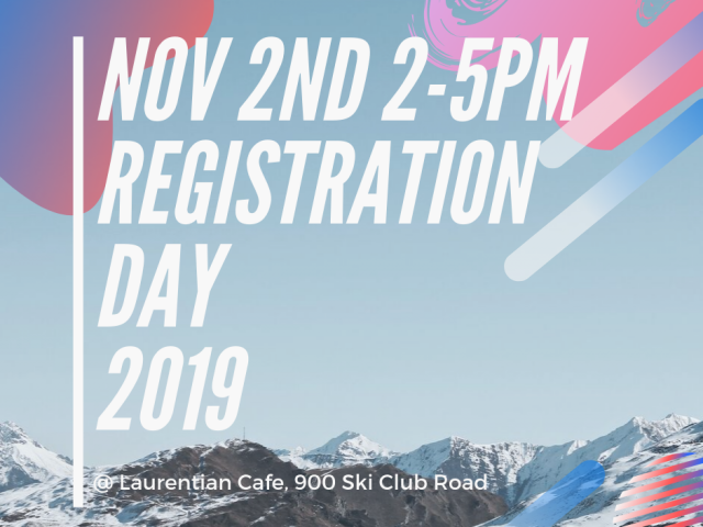 2019 Registration Day